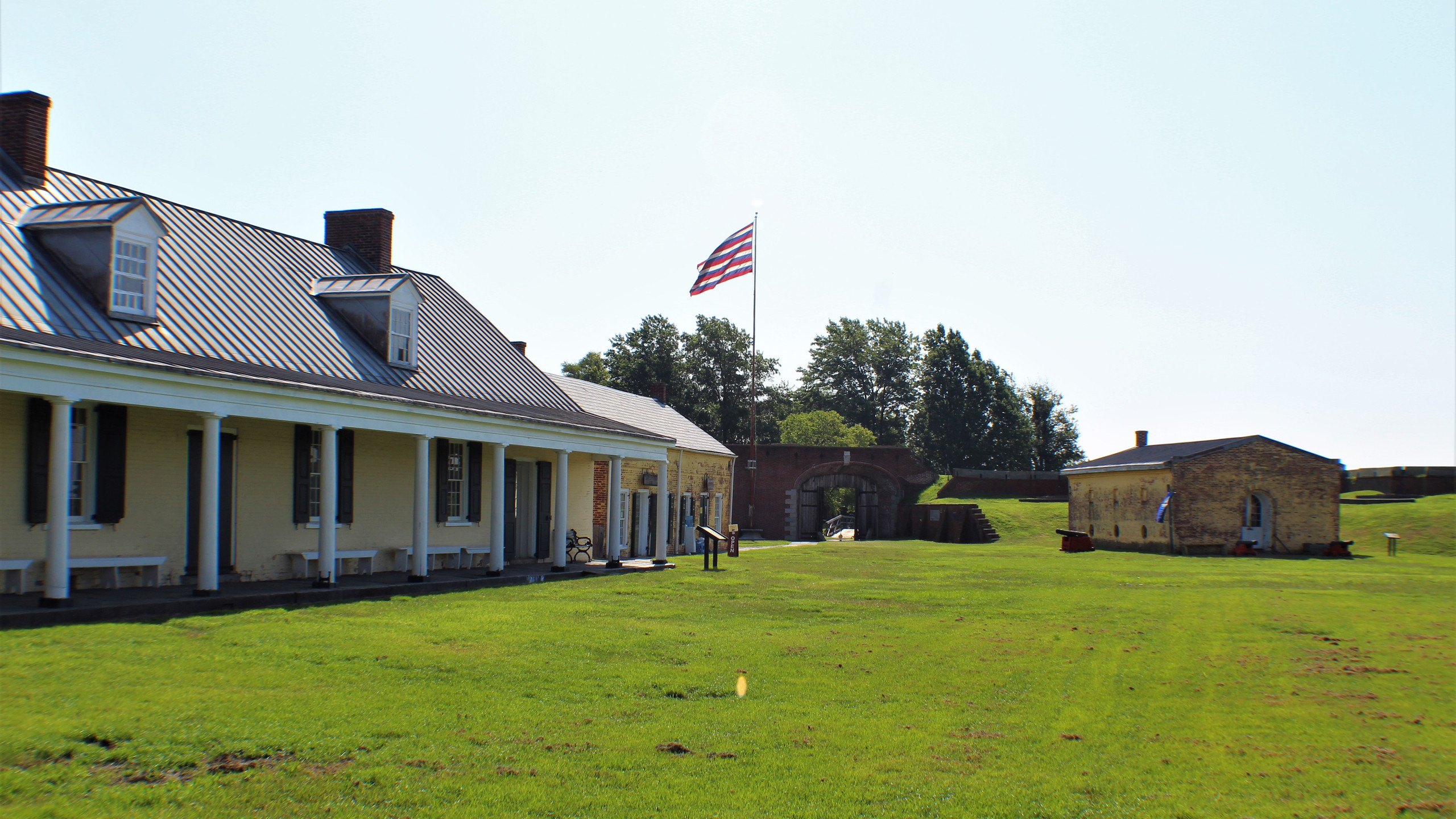 Soldiers' Quarters and Arsenal