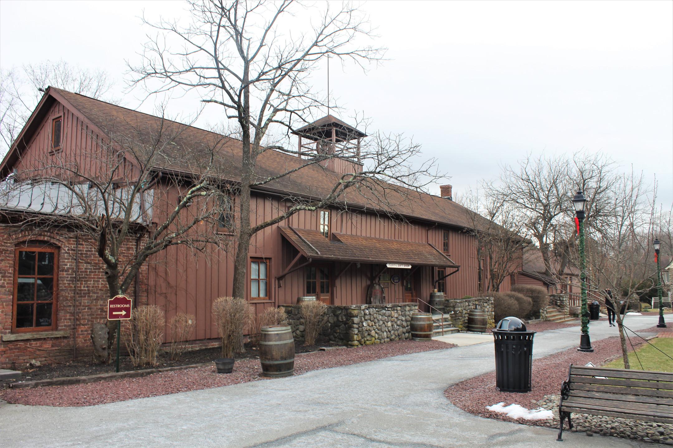 Original Wine Building