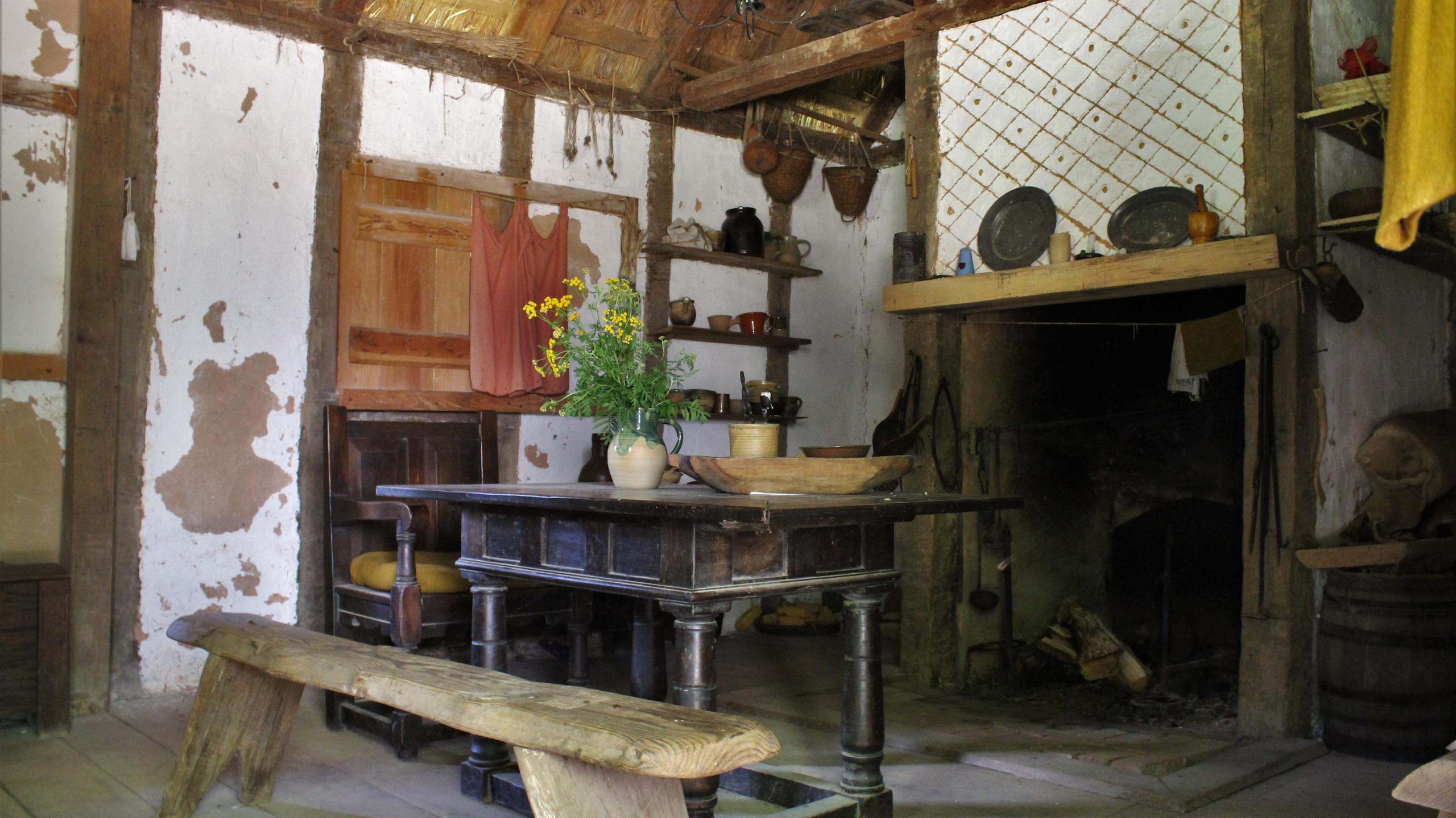 Inside of Proctor House