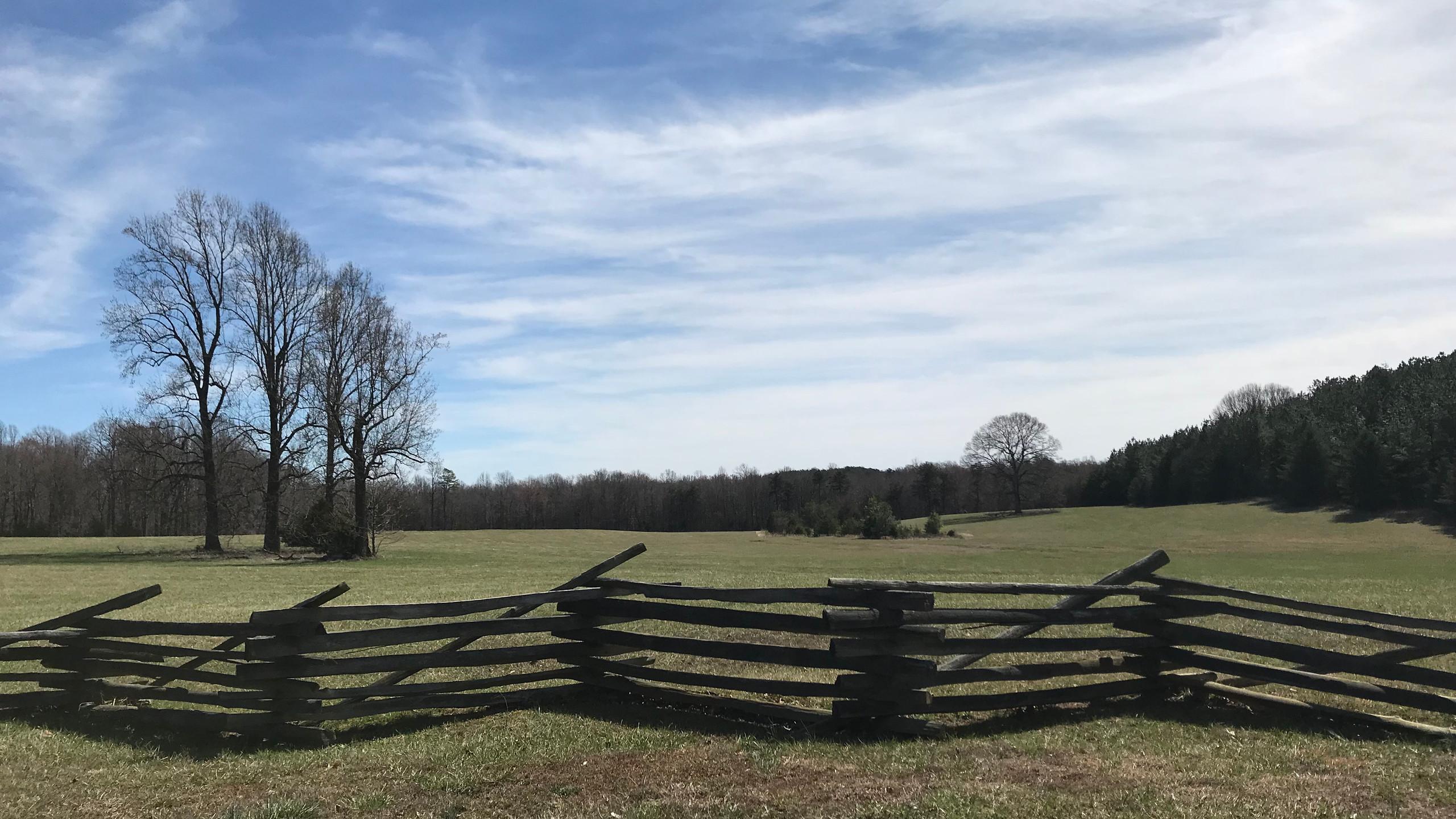 Appomattox Station Battlefield