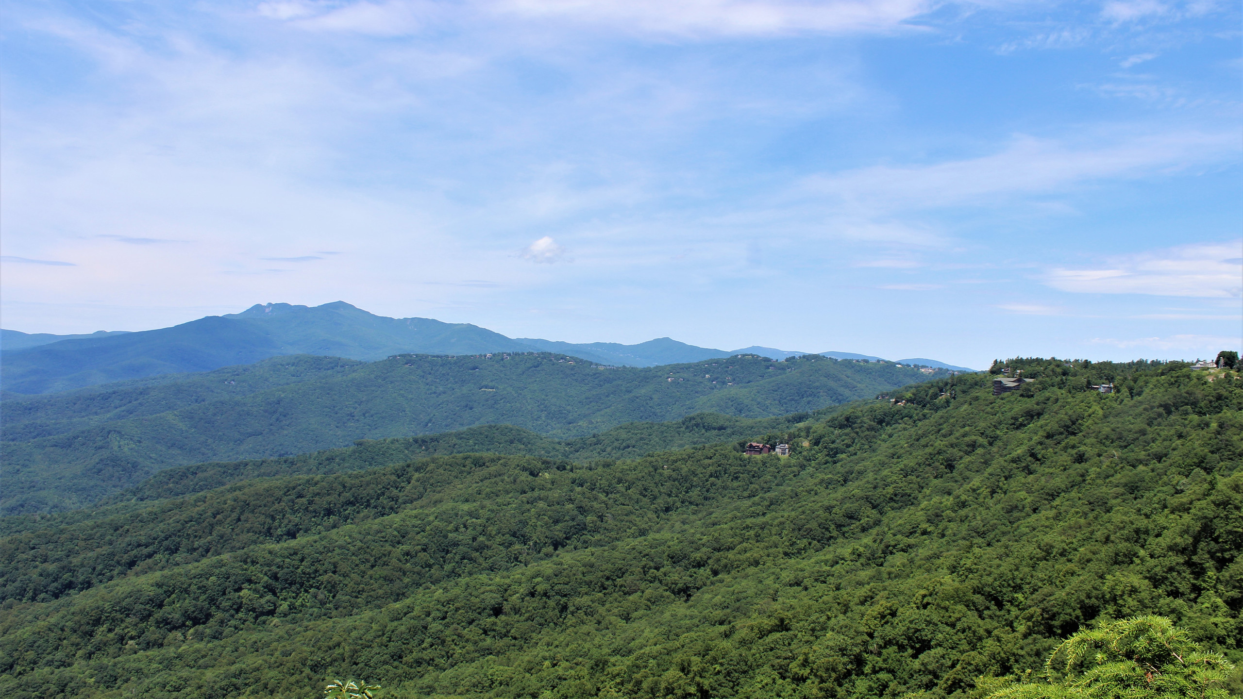 View of Grandfather Mountain