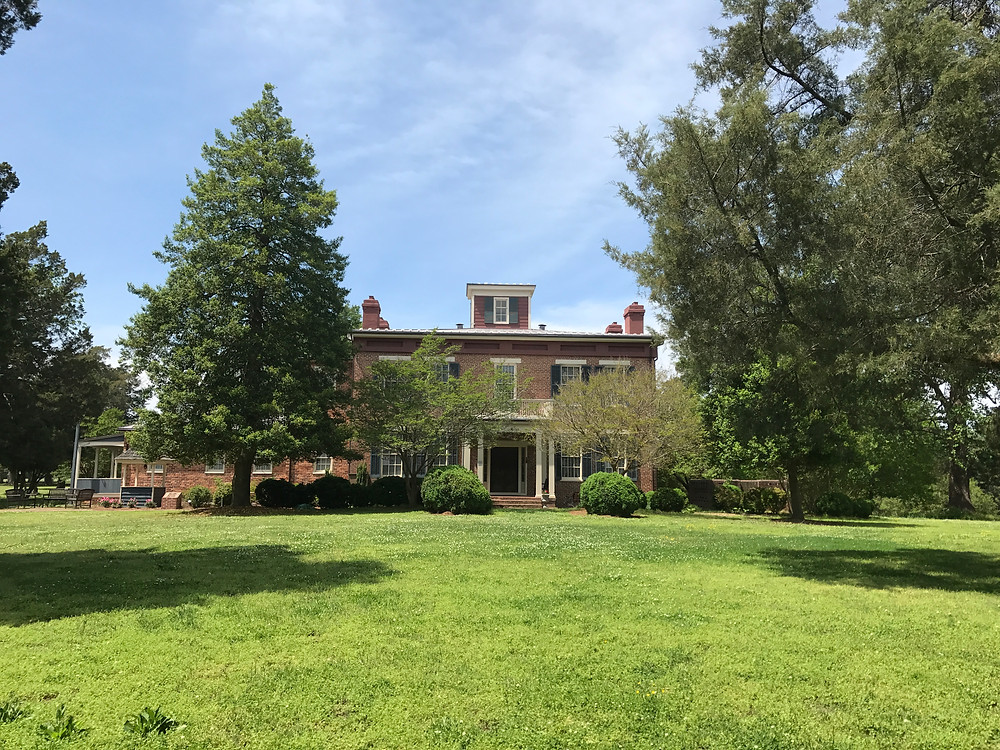 Jones-Stewart Mansion