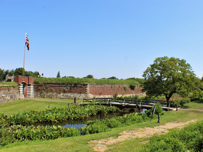 Fort Mifflin: The Fort that Saved America