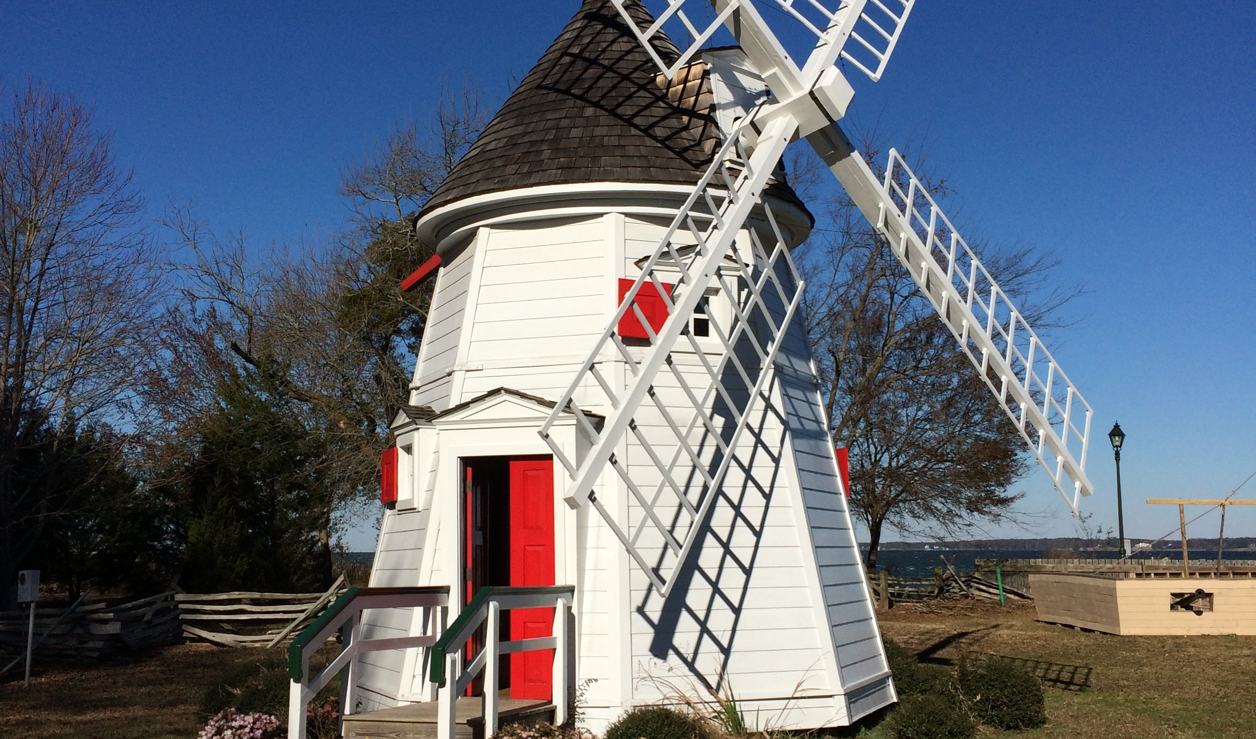 Reconstructed Windmill