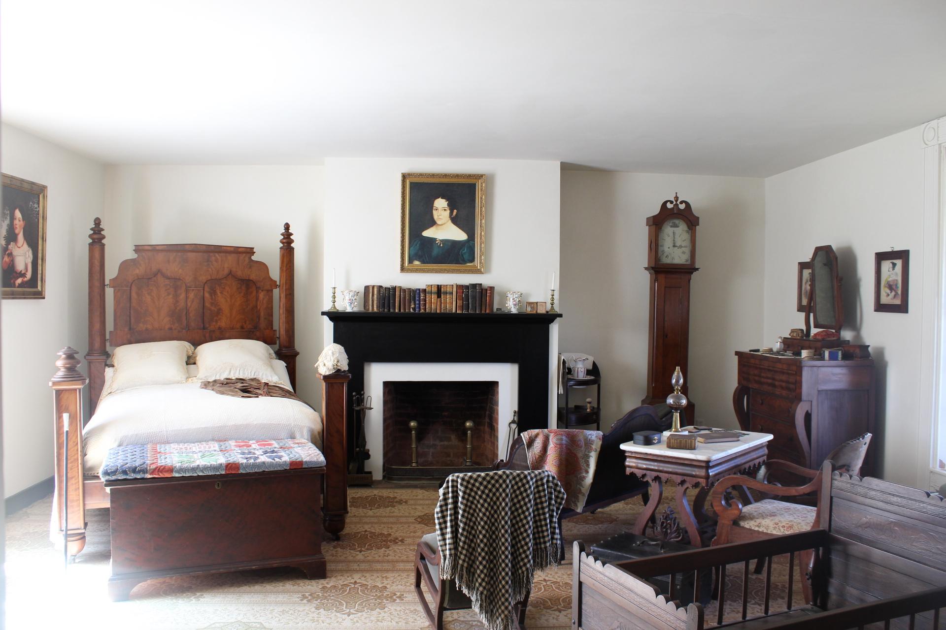 The McLean's Bedroom