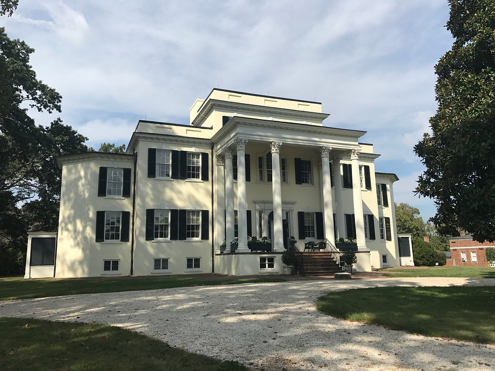 Mansion at Oatlands