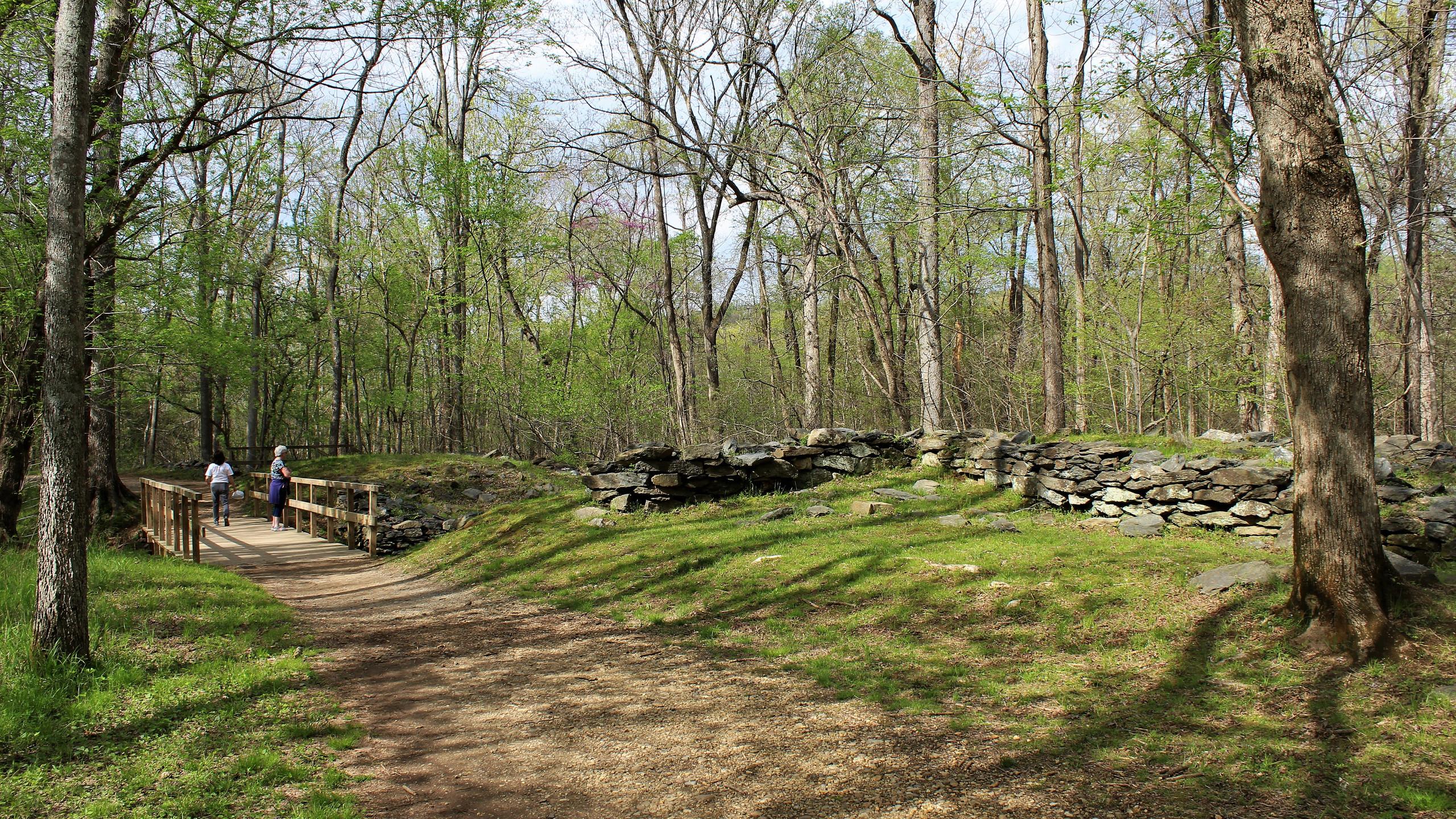 Ruins of Matildaville