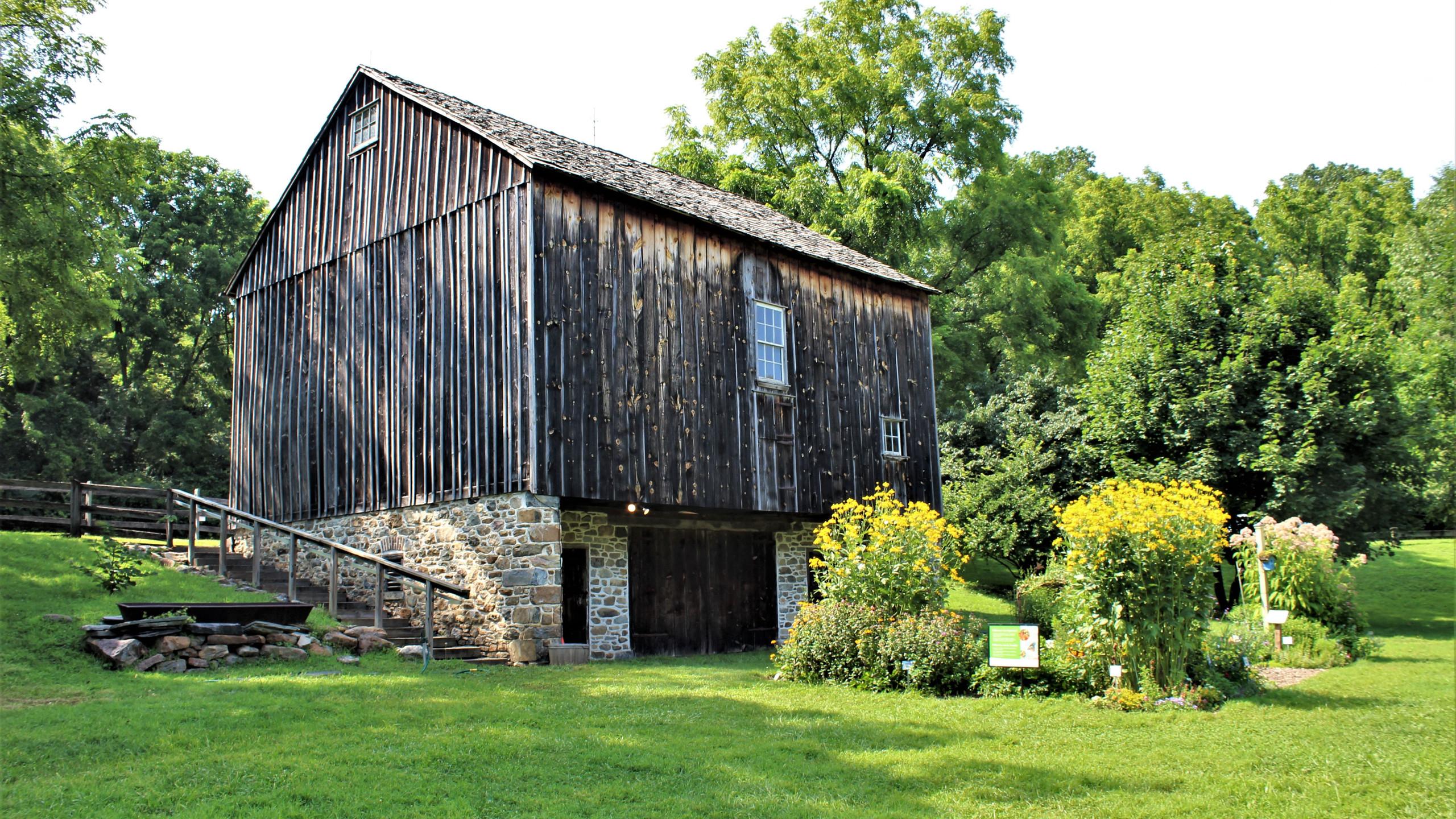 Barn at Burnside