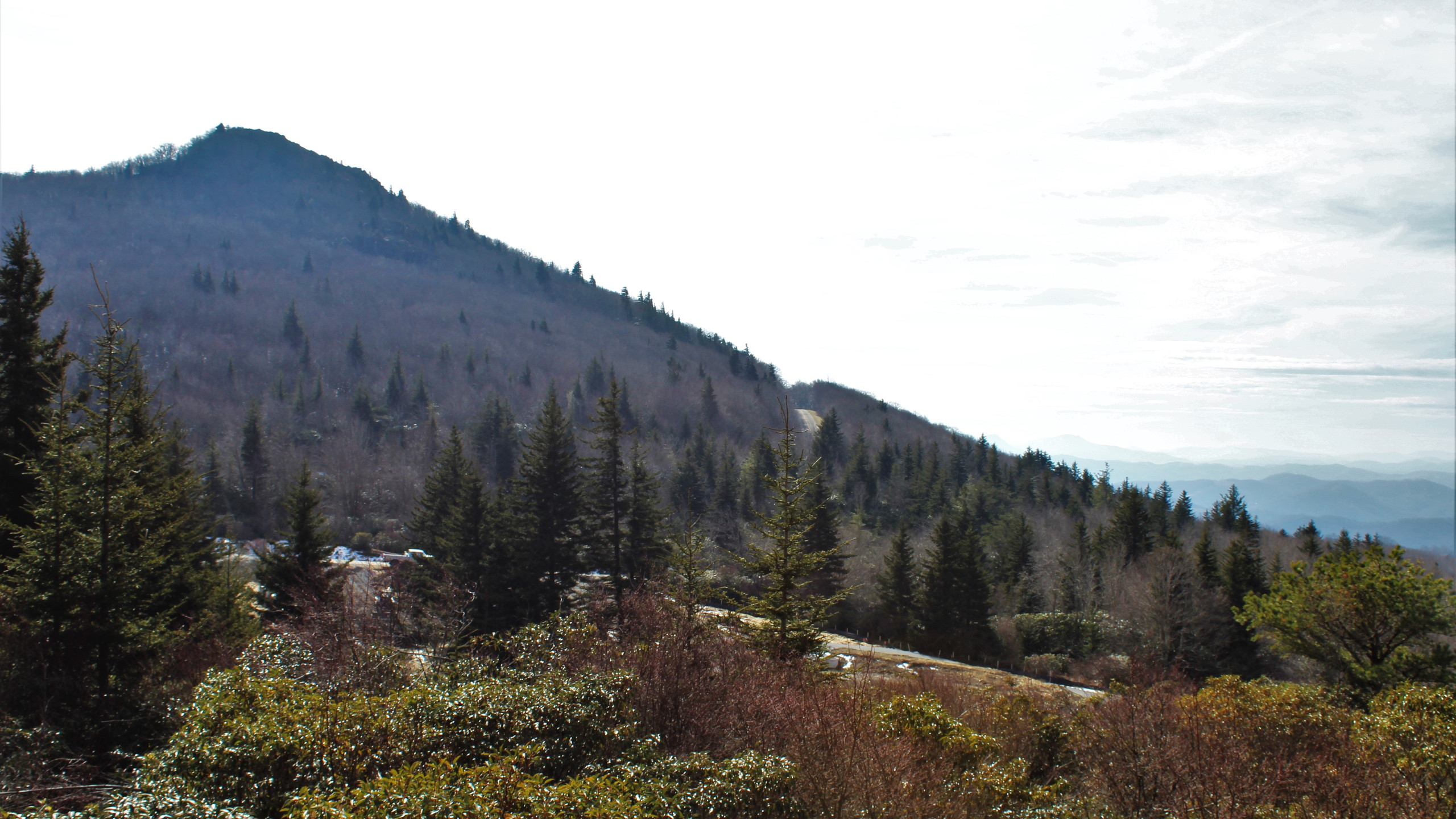 Big Pinnacle Mountain