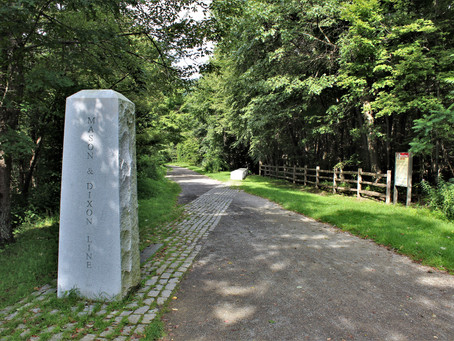 The Great Allegheny Passage: Day 1
