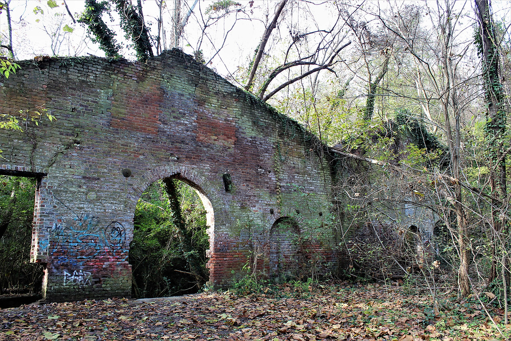 Ruins of the Rolling, Milling, and Slitting Factory