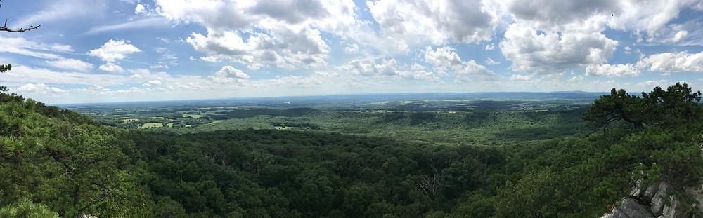 Panoram of Sugarloaf