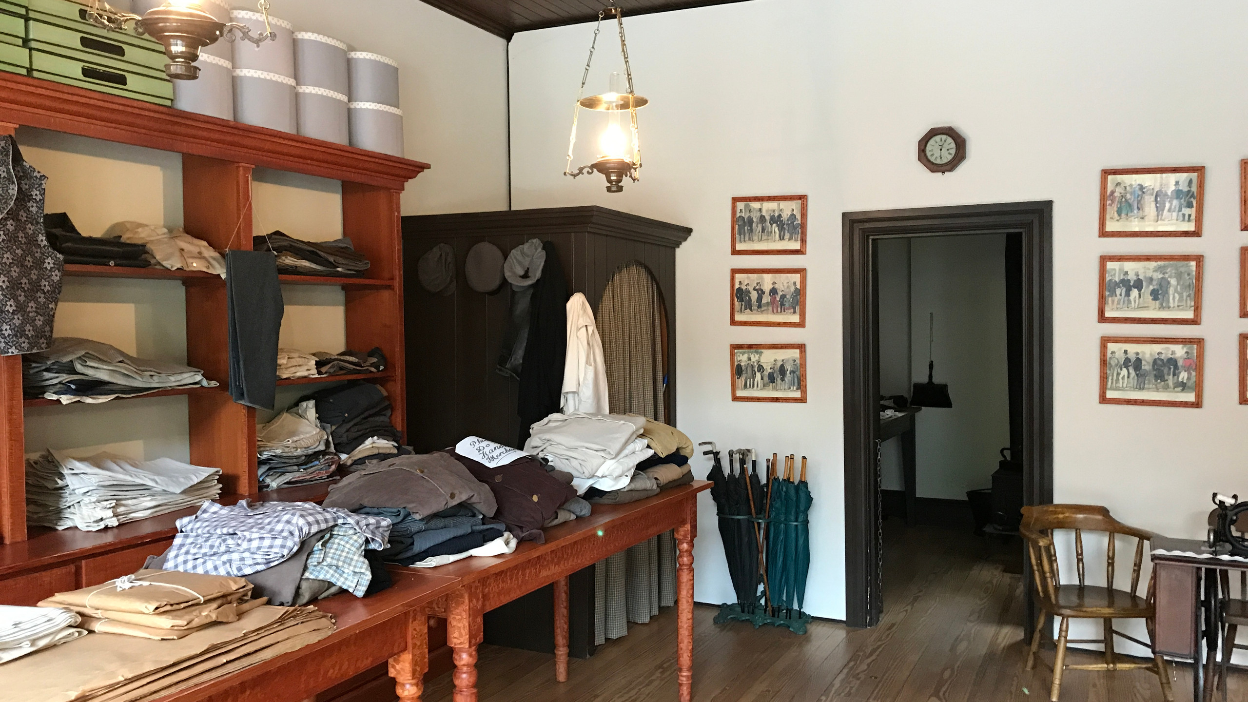 Philip Frankel and Co. Clothers