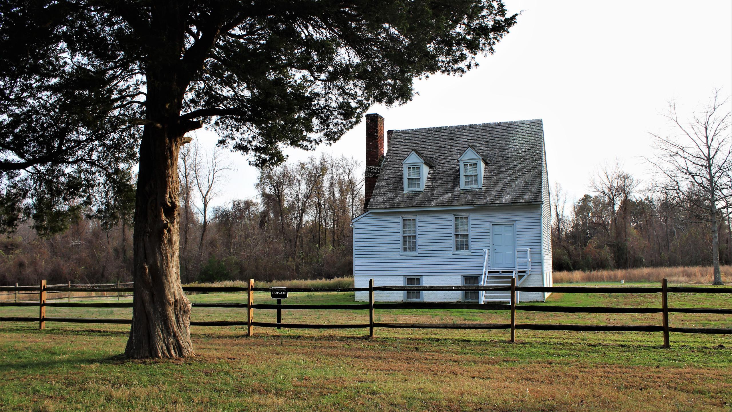 The Watt House at Springfield