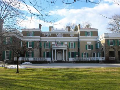 Franklin Delano Roosevelt National Historic Site