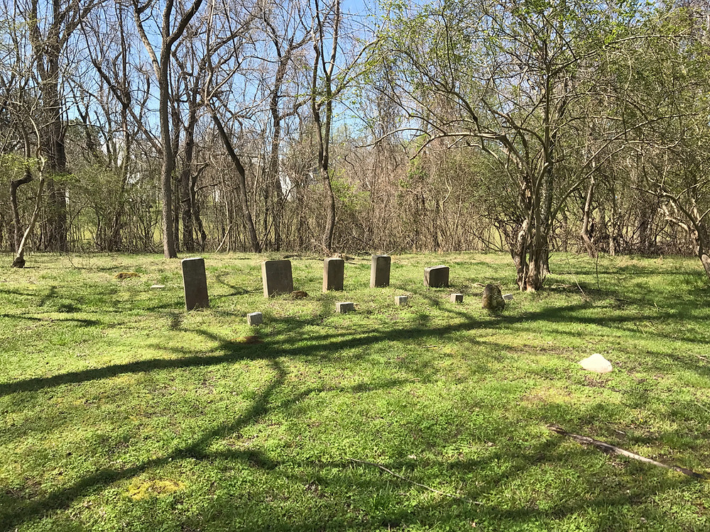 Harwood family graveyard