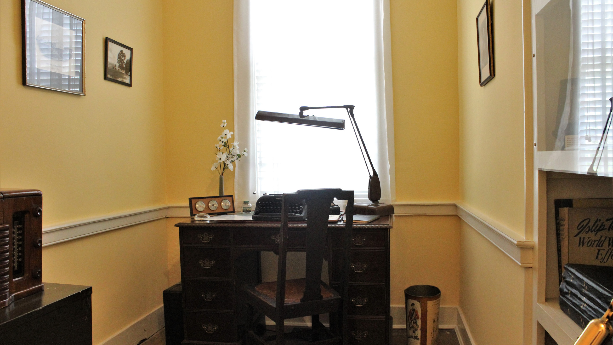 George Marshall's Study