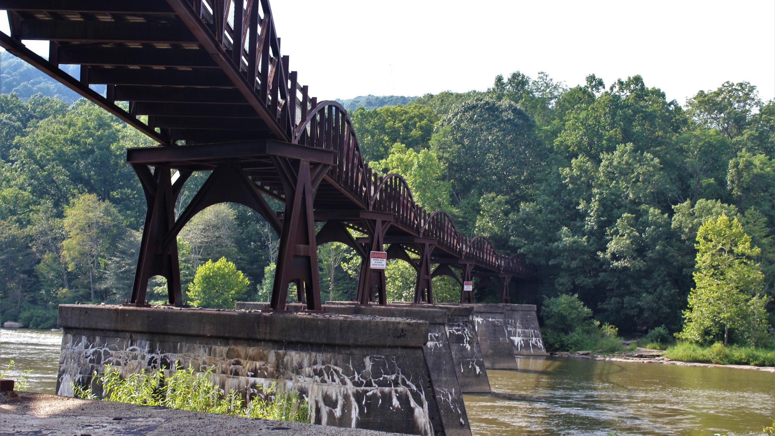 Low Ohiopyle Bridge