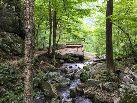 Trail Trials: Crabtree Falls, VA