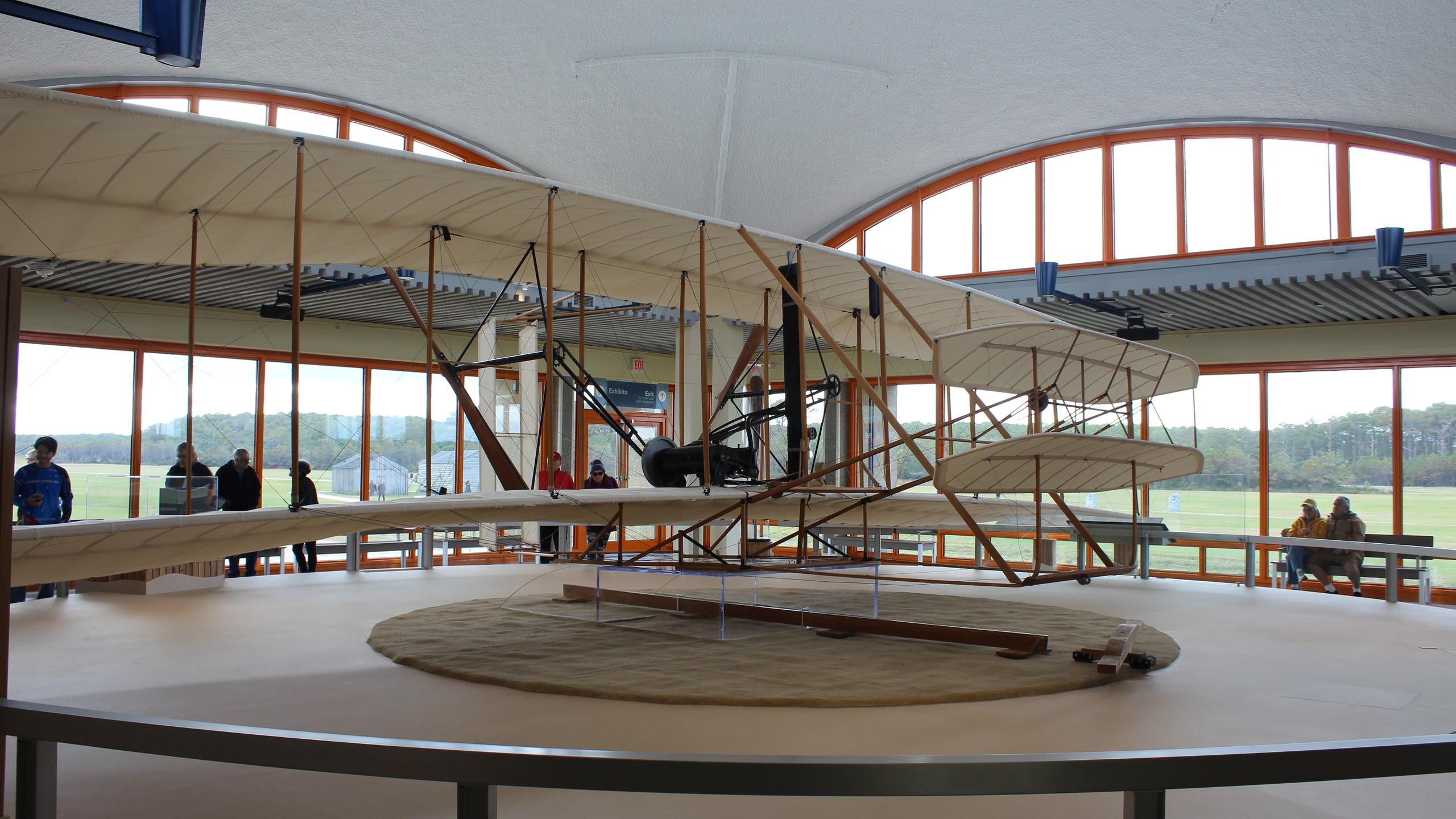 Reconstructed 1903 Flyer