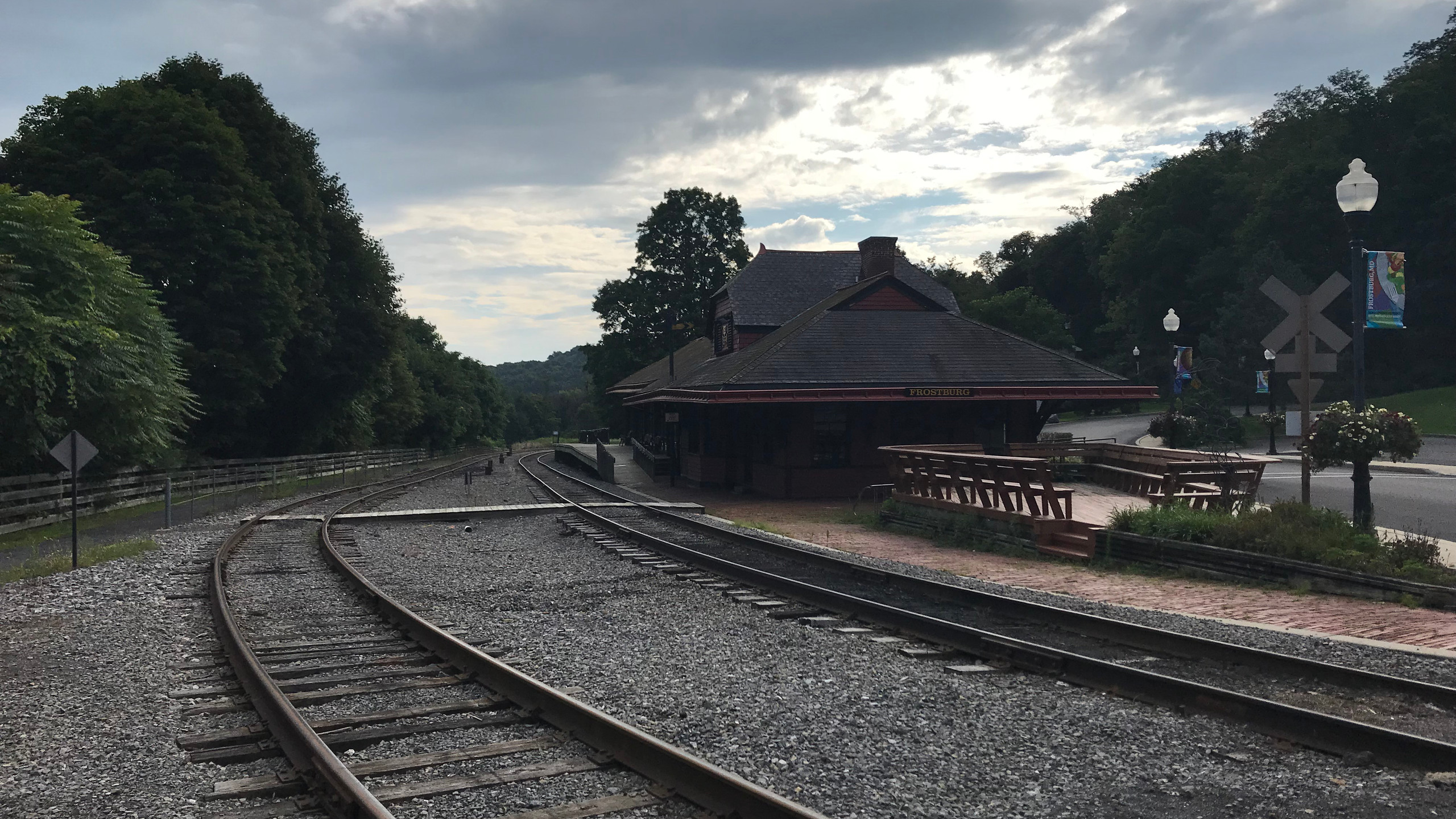 Frostburg Station