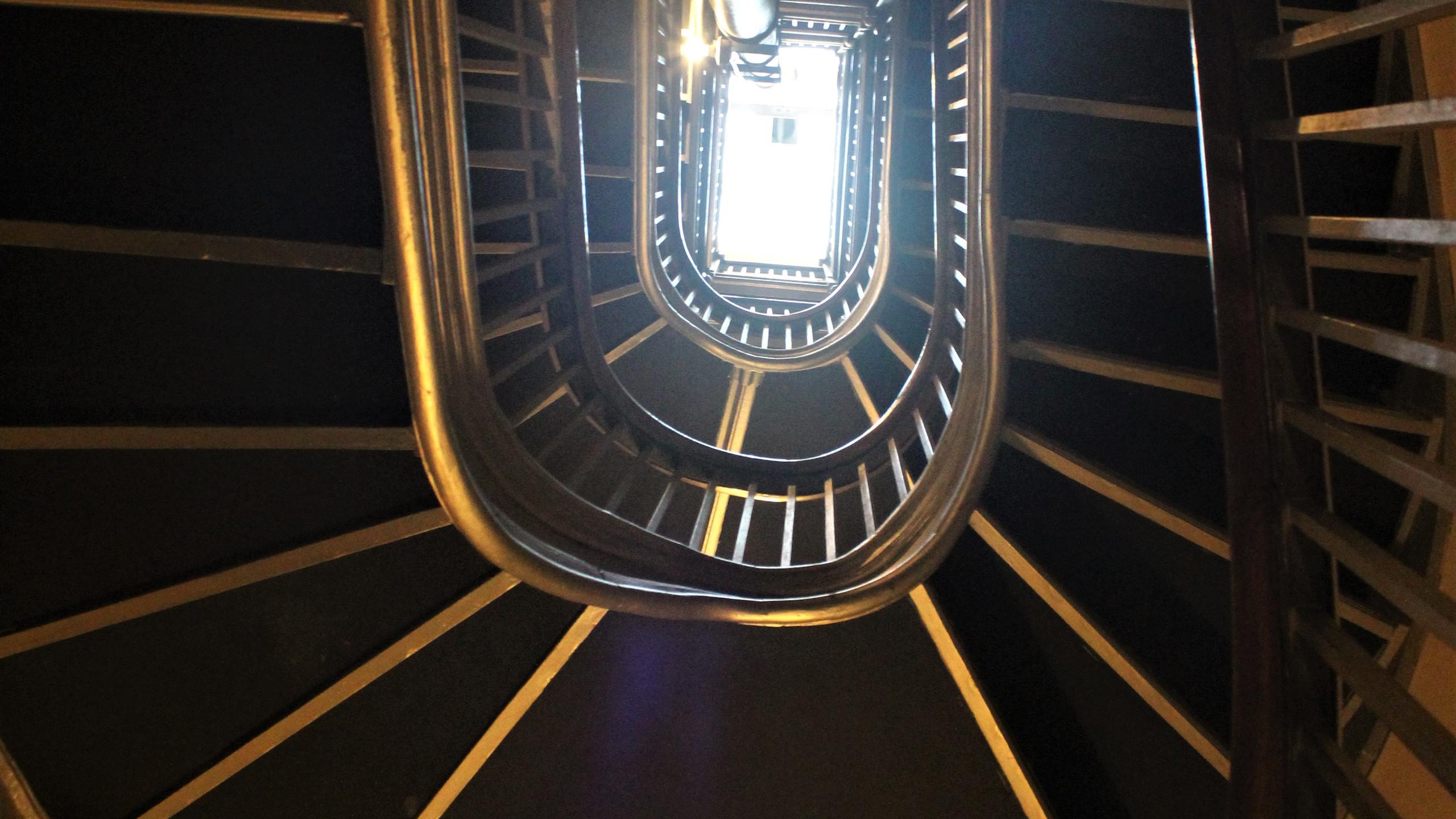 Servants' Stairwell