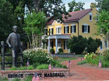 The George C. Marshall House
