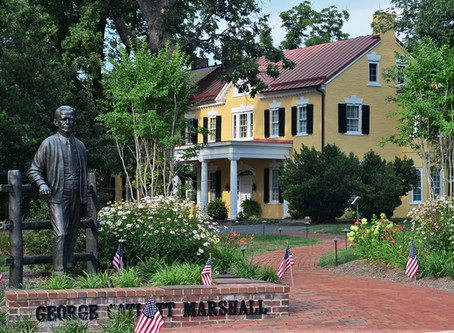 The George C. Marshall House