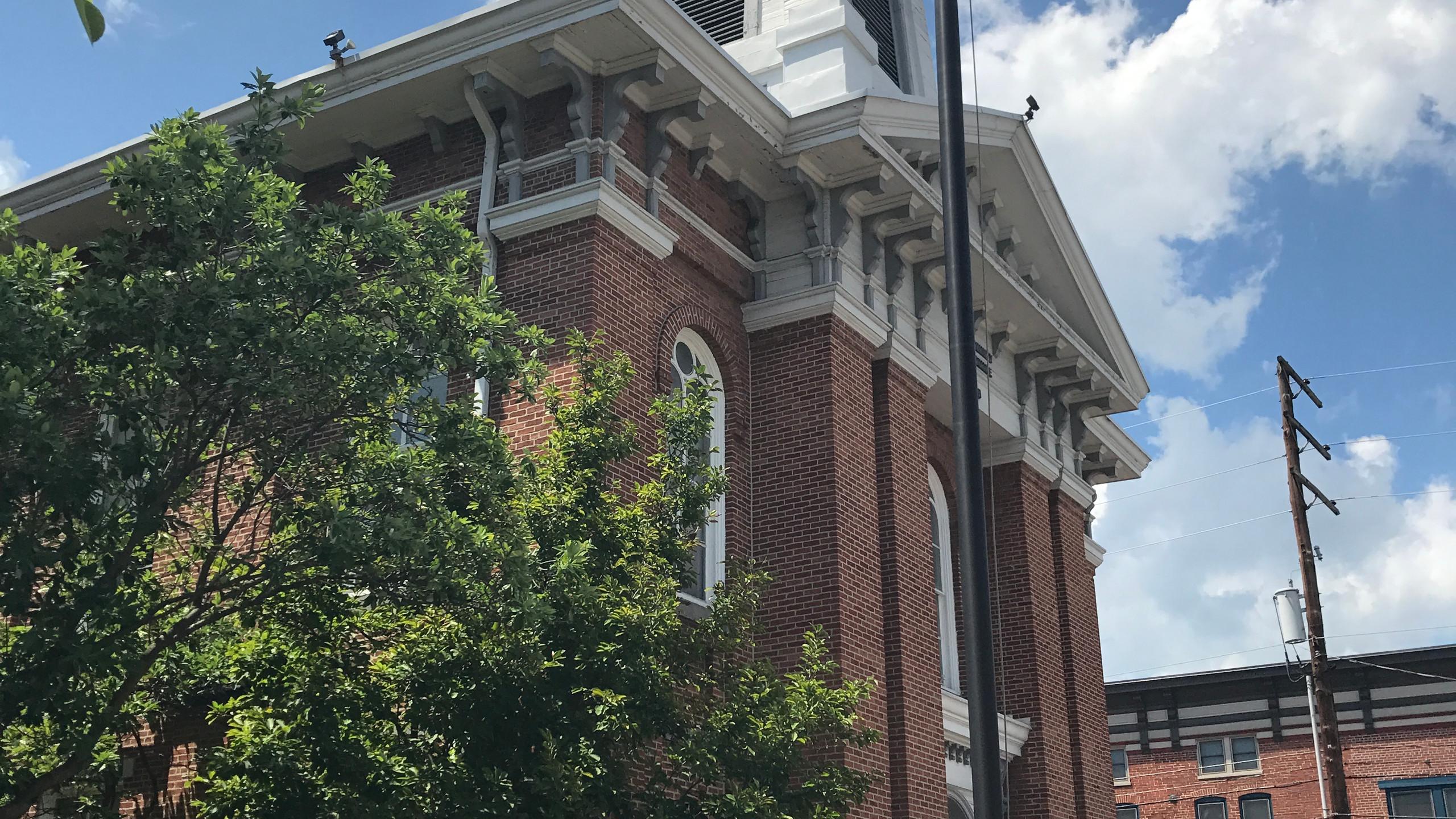 Gettysburg Court House