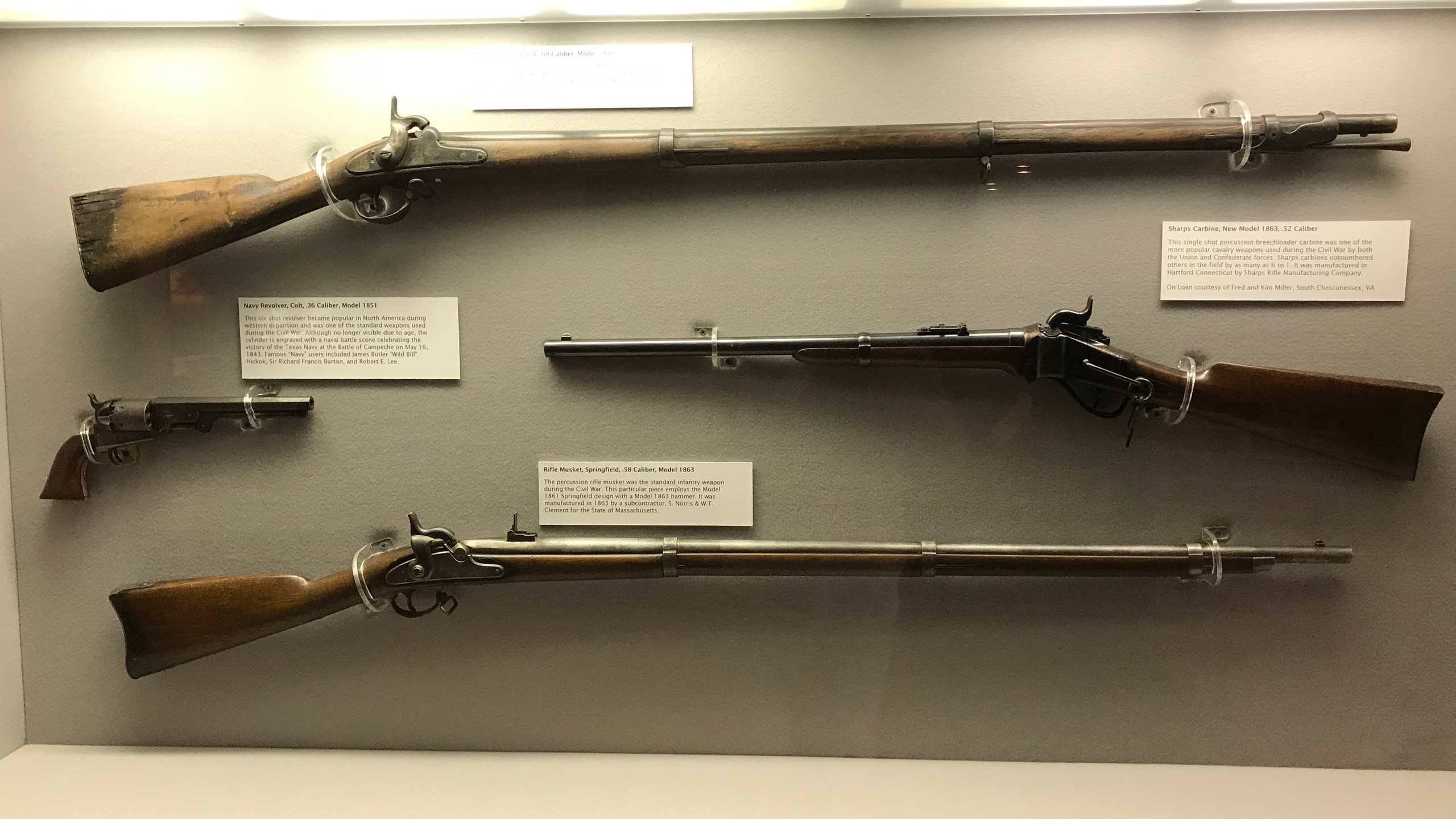 Civil War Era Guns