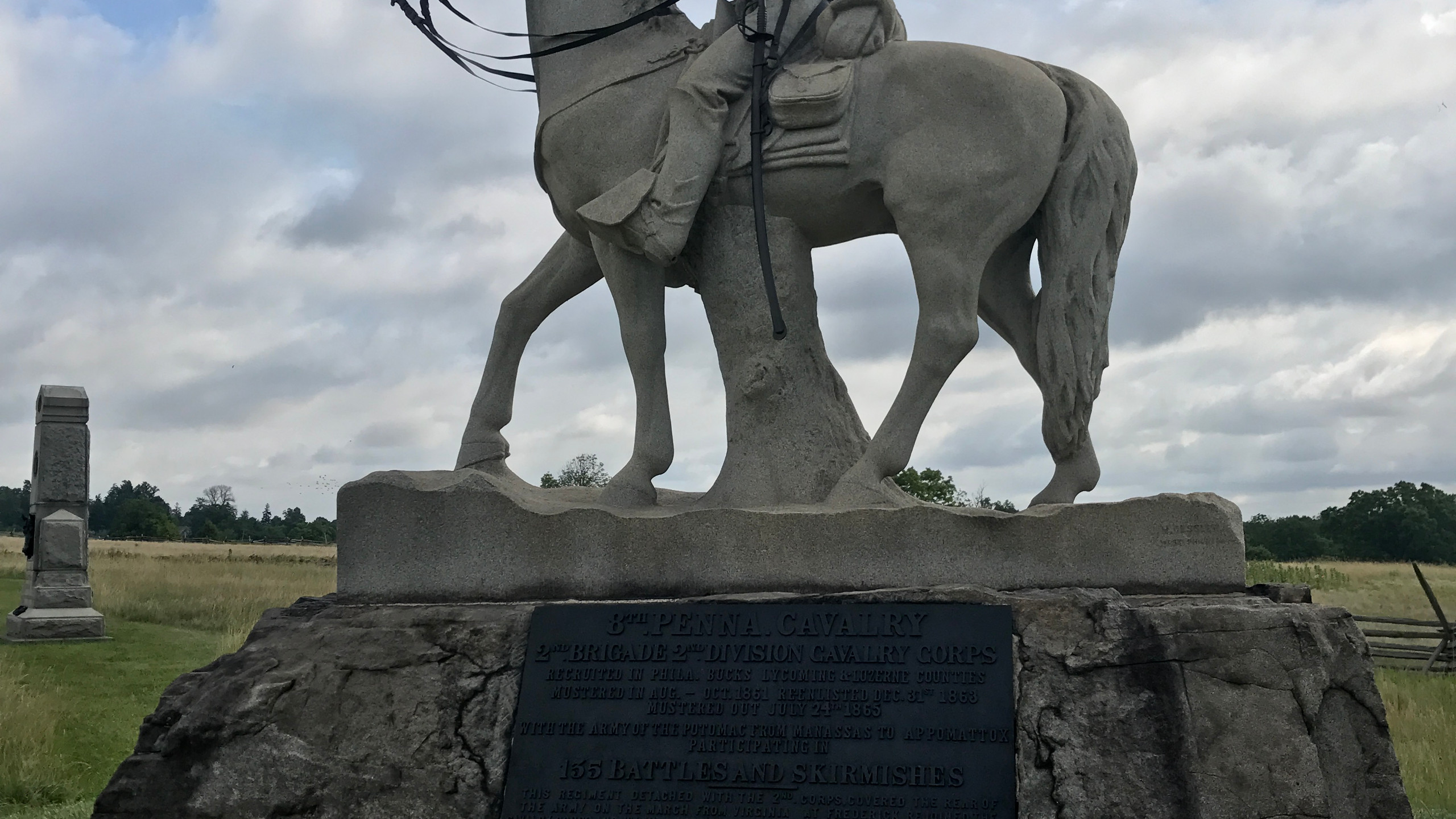 8th Penn Calvary Monument