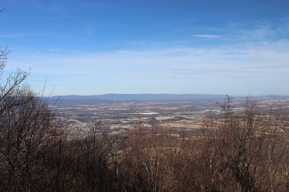 View from Signal Knob
