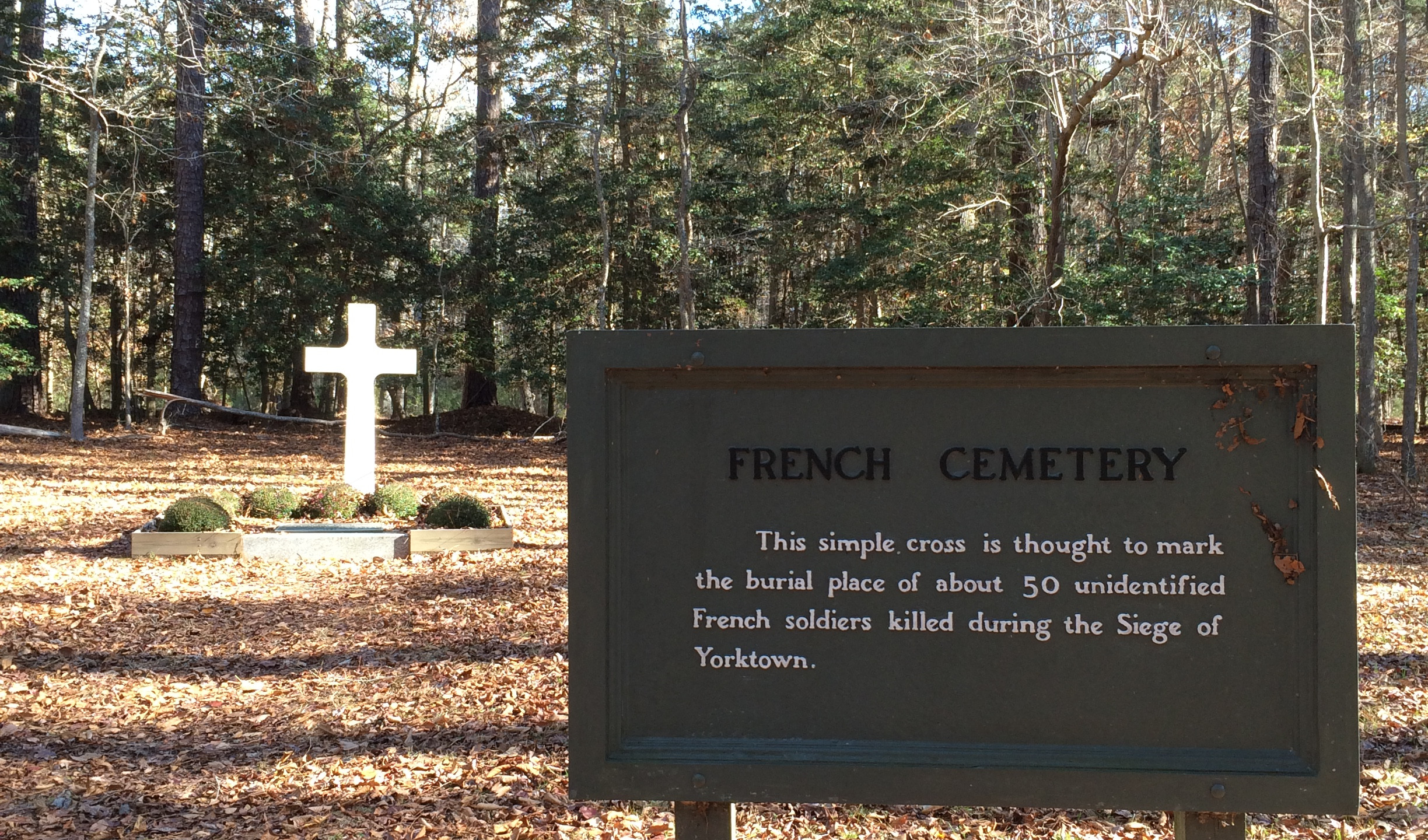 The French Cemetery
