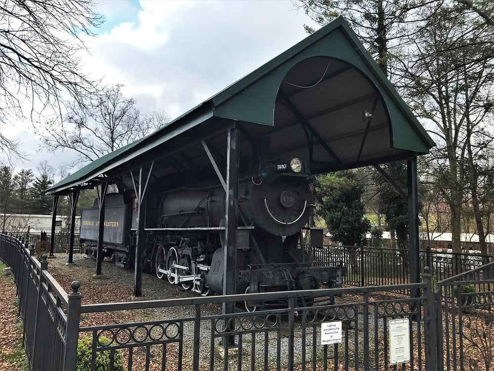 Class M Locomotive #433