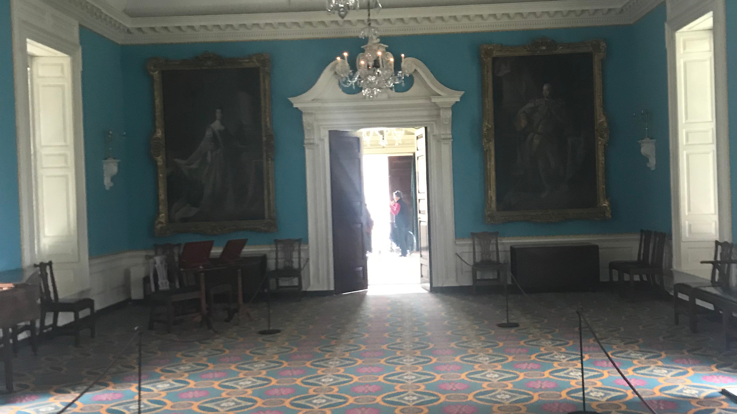 Dance Hall of the Governor's Palace