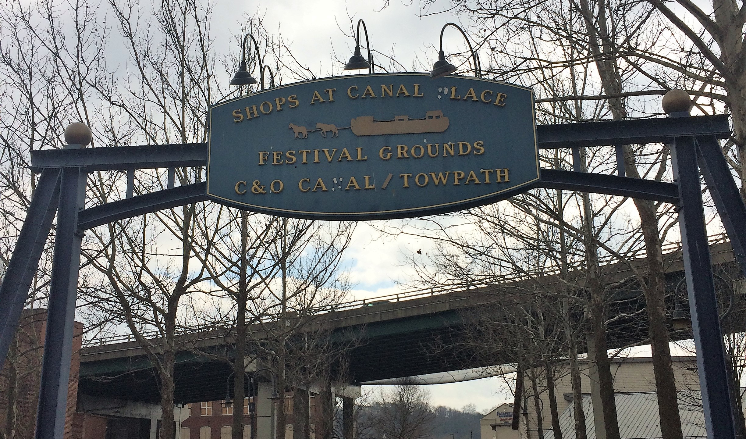 Gateway to the C&O