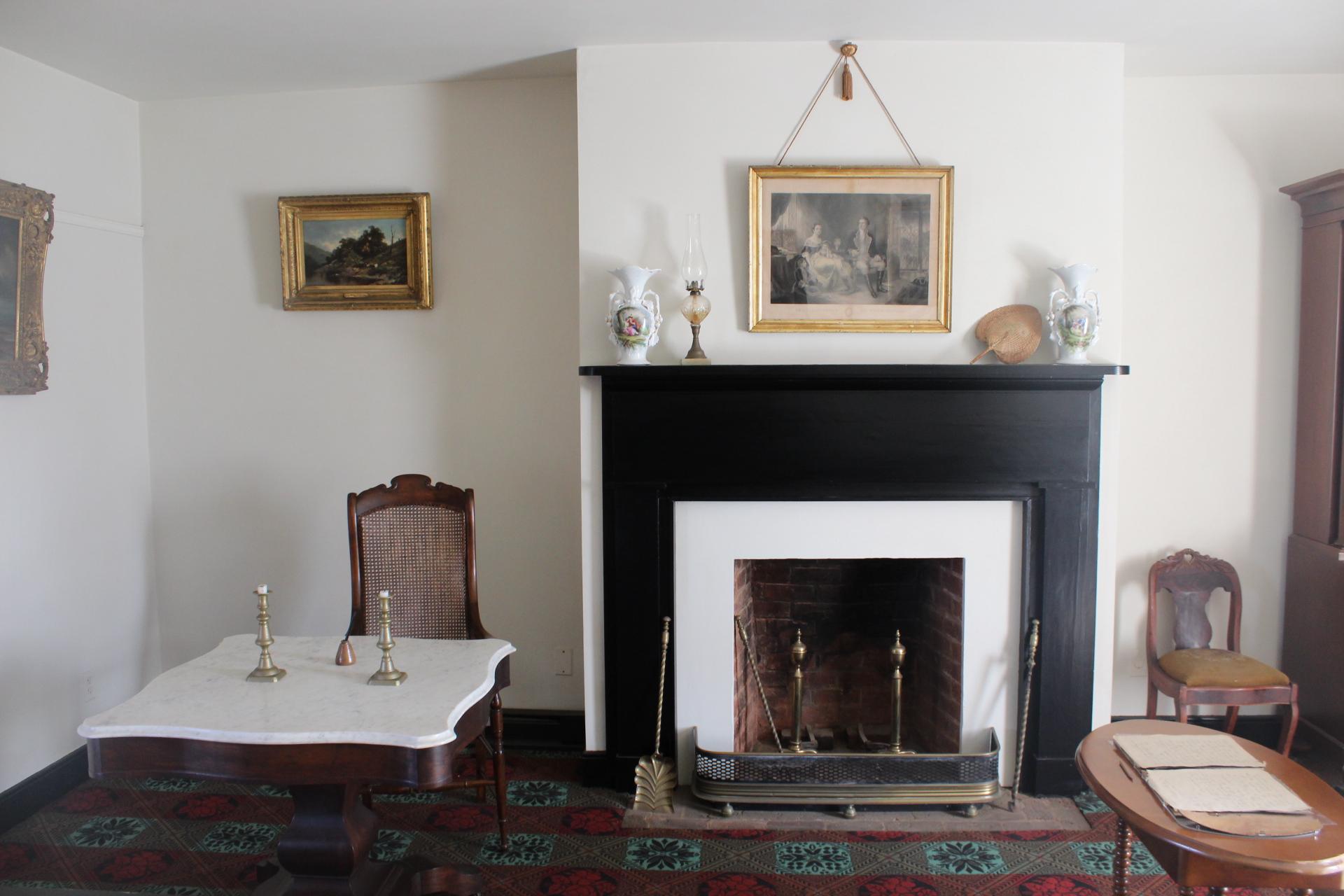 Meeting Room in the McLean House