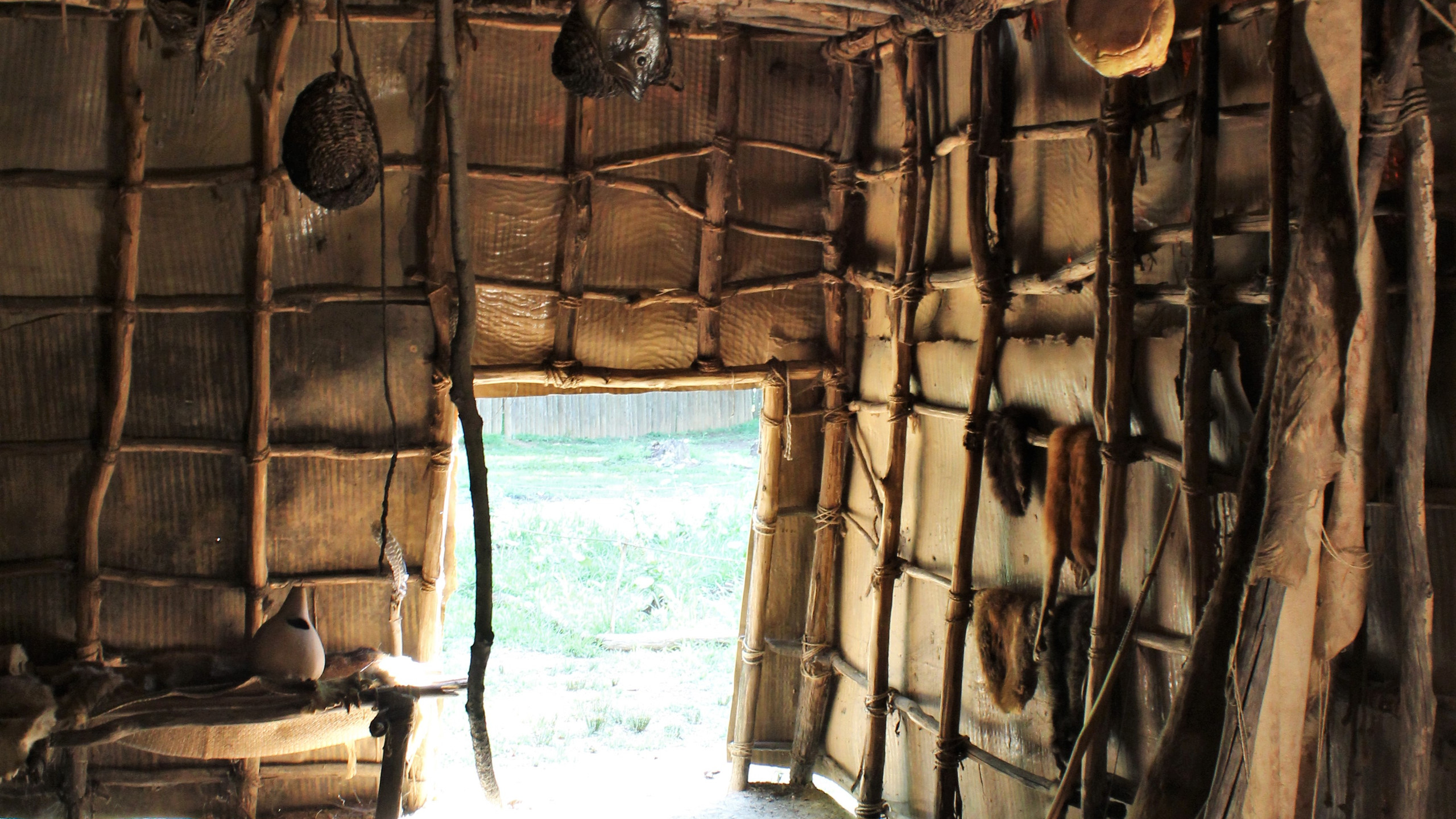Inside of Ceremonial Yehakin