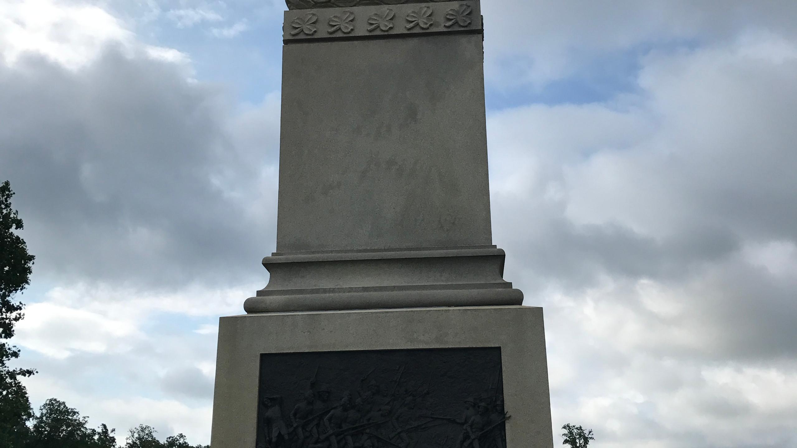 1st Minnesota Monument
