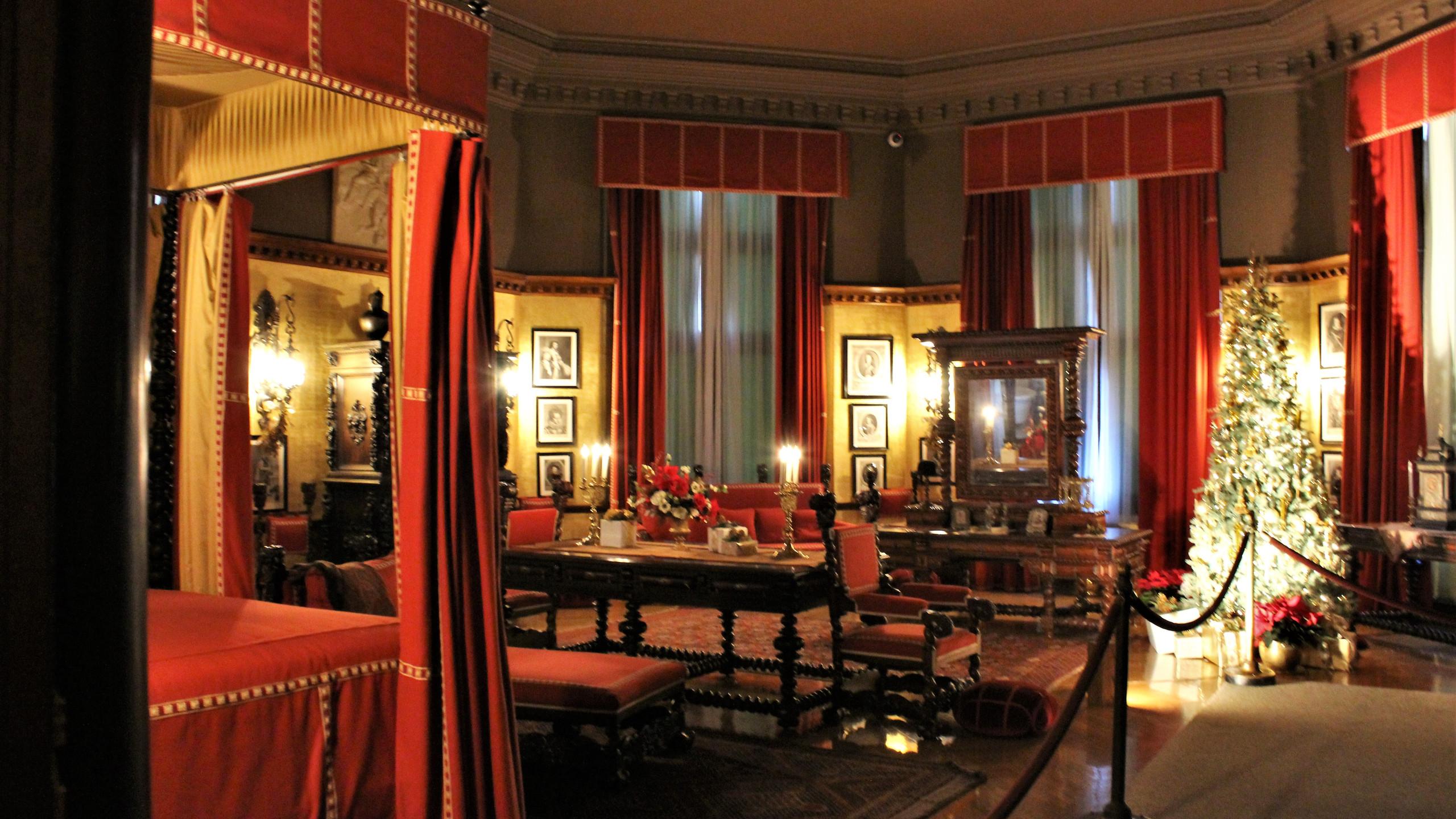 Mr. Vanderbilt's Chambers