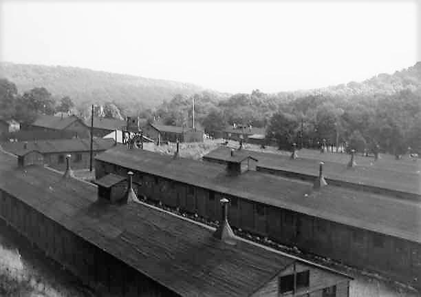 The Michaux POW Camp