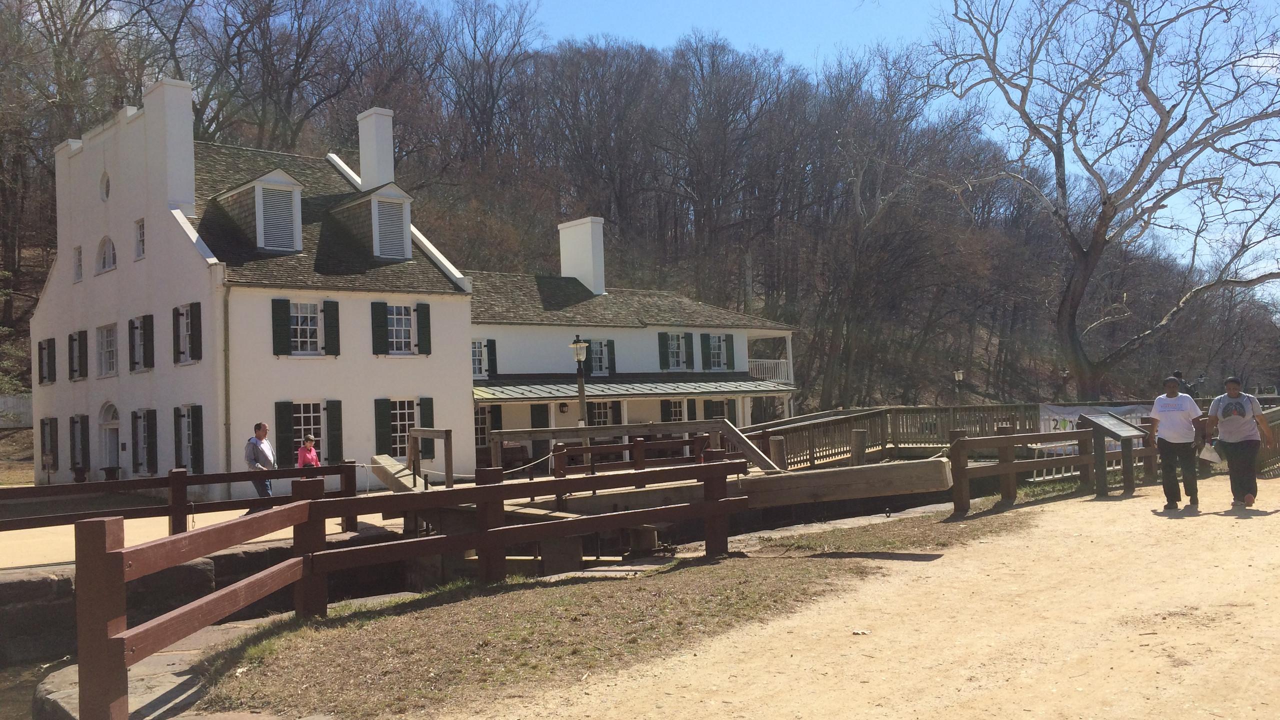 Great Falls Tavern