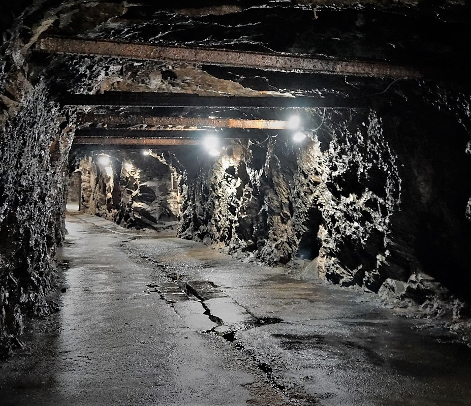 Caves beneath Yuengling