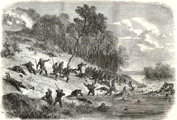 The Battle of Ball's Bluff