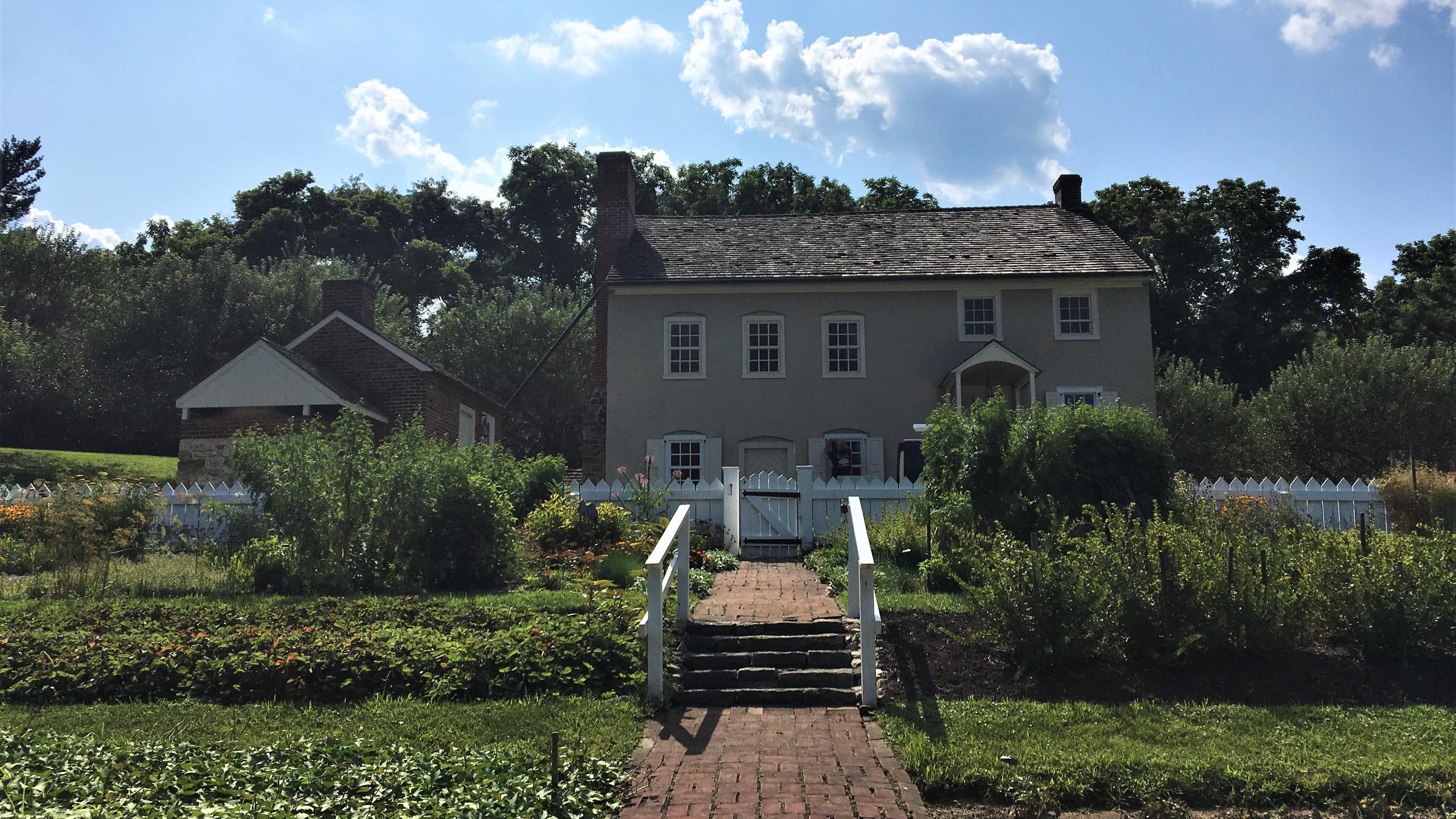 Burnside Plantation House