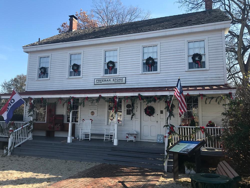 Freeman Store and Museum