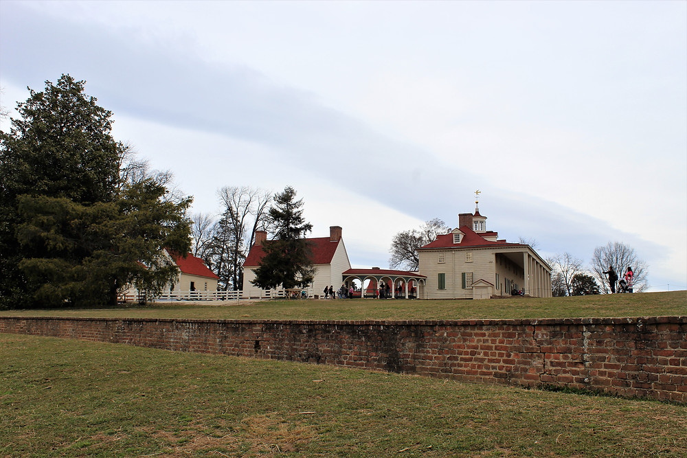 The Ha-Ha Walls of Mount Vernon