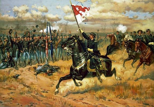 """Sheridan's Ride"" by Thomas Buchanan Read"