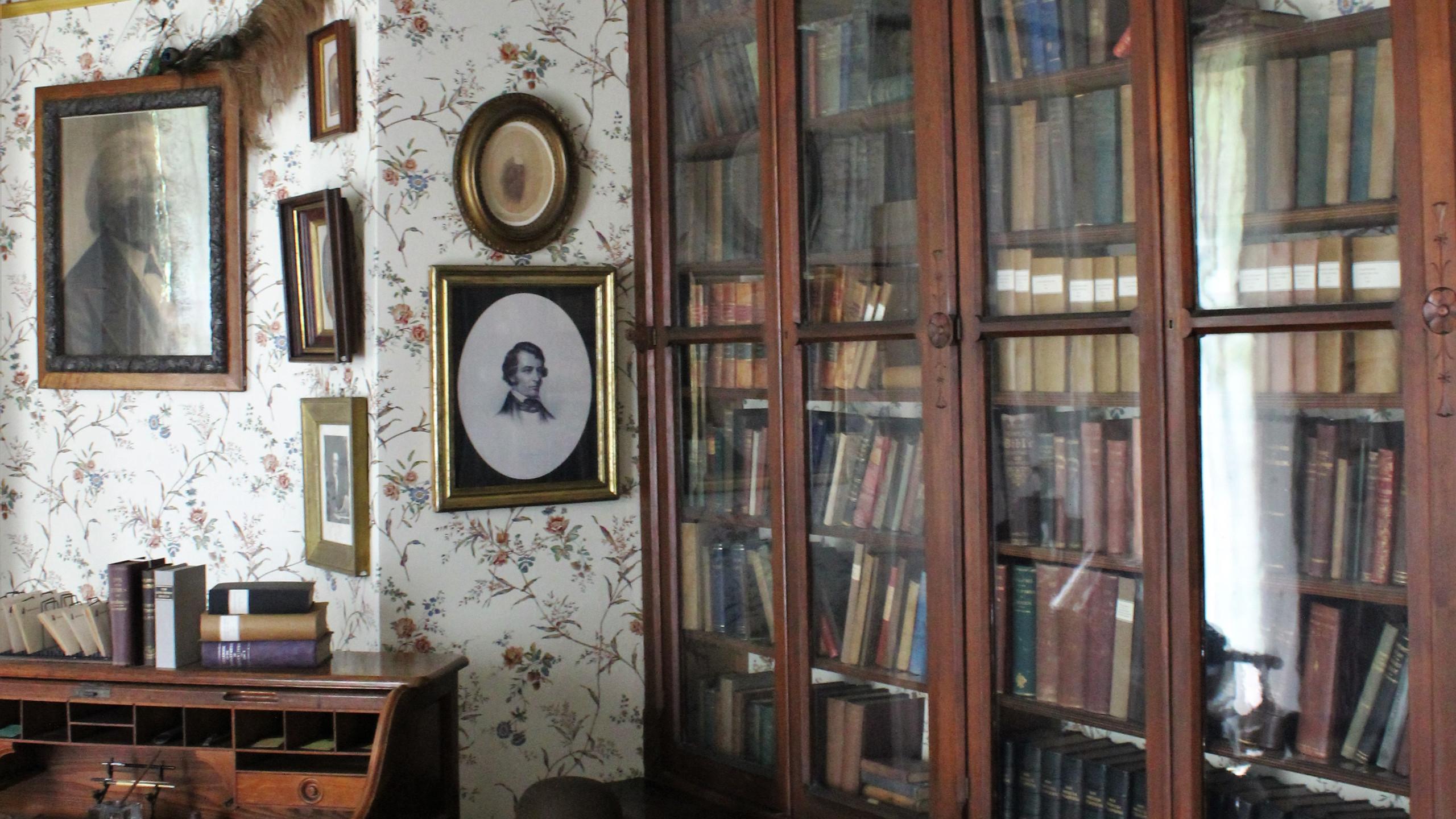 Douglass's Cabinet of Books