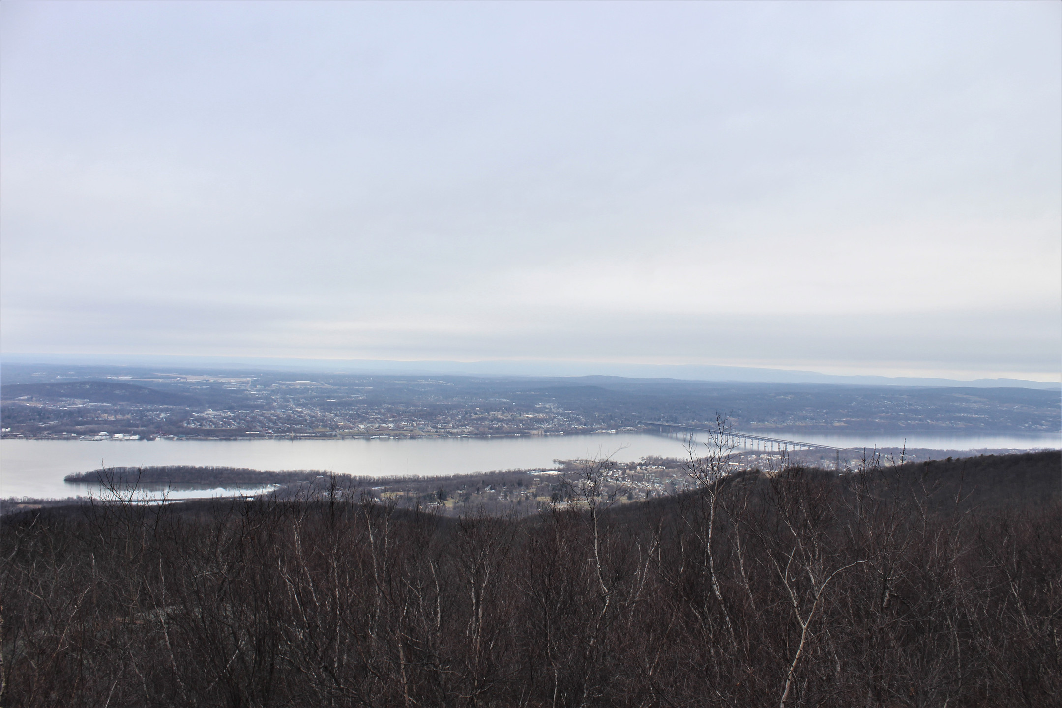 View of Hudson Valley